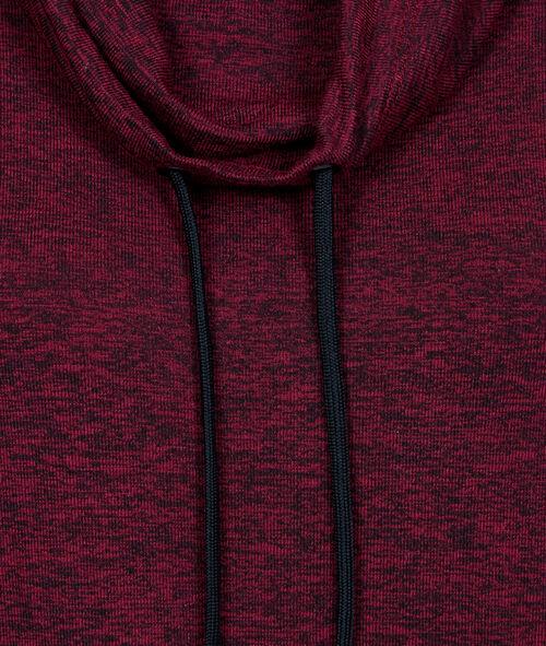Relax-Sweatshirt, Stehkragen;${refinementColor}