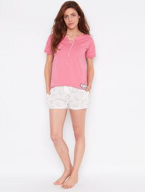 Pyjama oberteile koralle.
