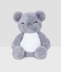 Maskotka-schowek na termofor lub piżamę koala gris.