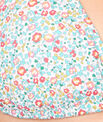 Haut de maillot de bain triangle imprimé fleuri LIBERTY