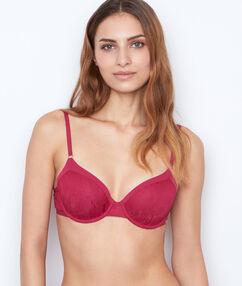 Soutien-gorge n°5 - ampliforme classique rose.