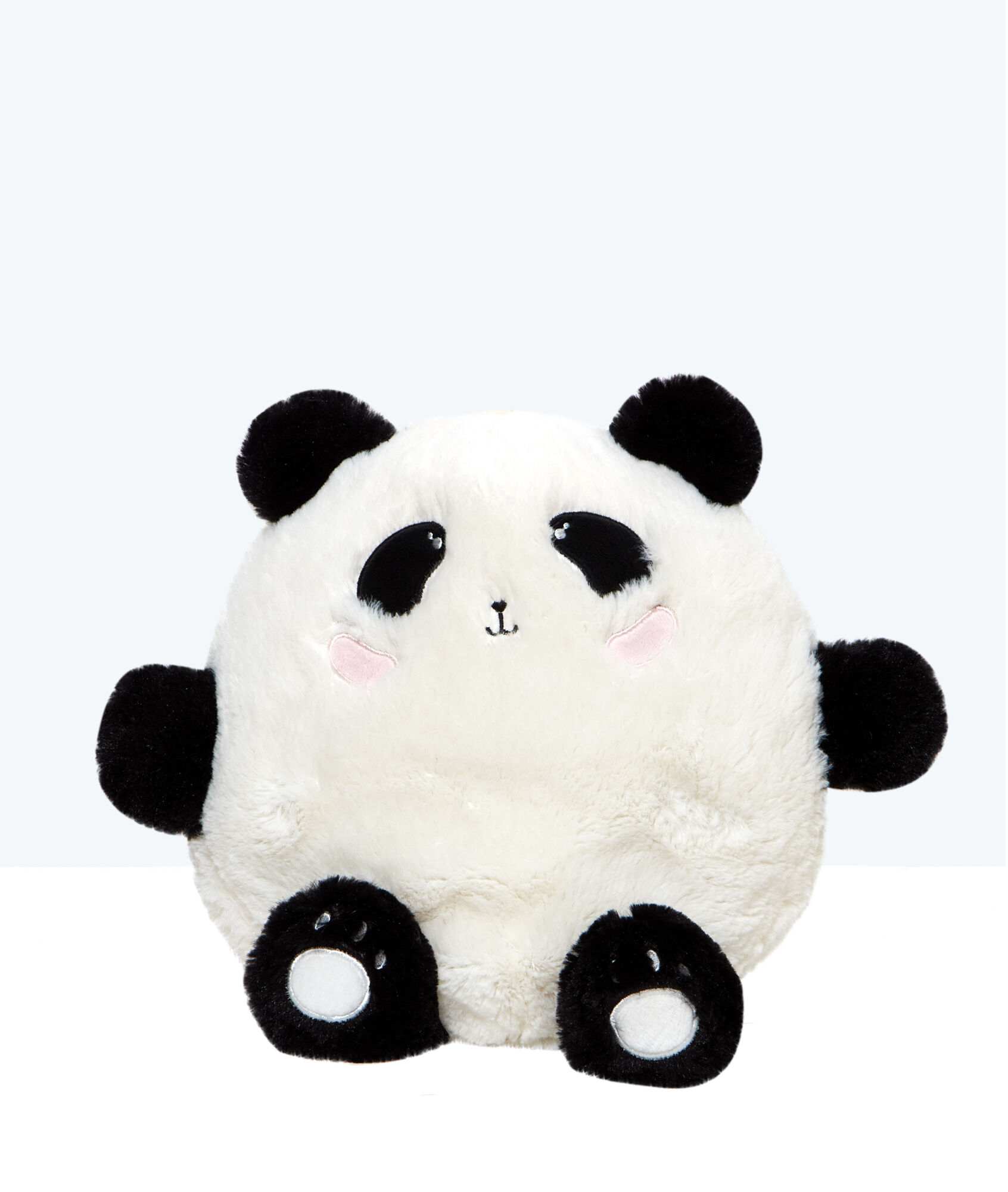 range pyjama peluche panda. Black Bedroom Furniture Sets. Home Design Ideas