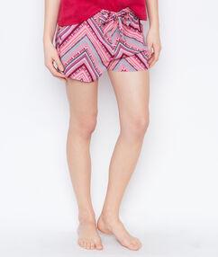 Pyjamashort pink.