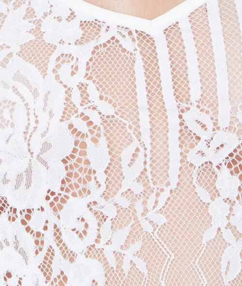 Lace top;${refinementColor}