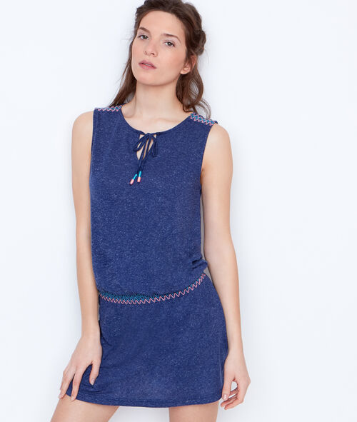 EMBROIDED NIGHTDRESS;${refinementColor}