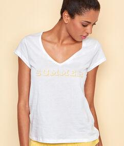 Camiseta swildens crudo.