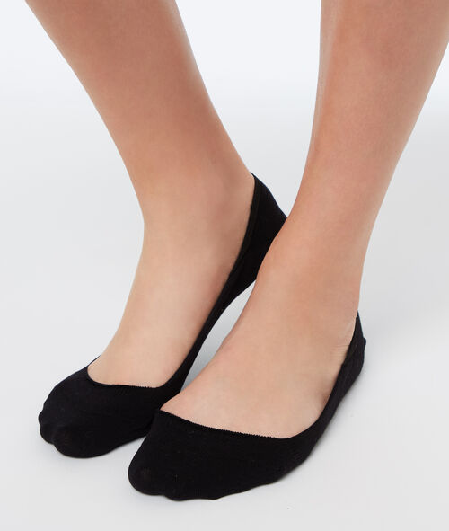 2 paires de protège pieds