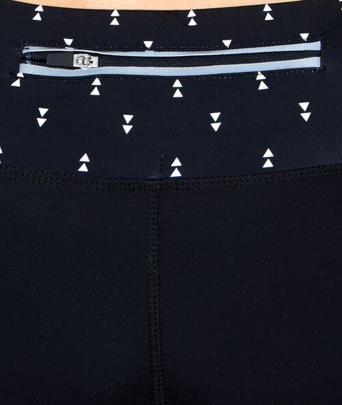 Ultra-Strech-Sporthose mit reflektierenden Details;${refinementColor}
