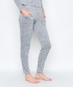 Homewear pyjama pants grey.