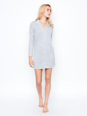 Nightdress grey.