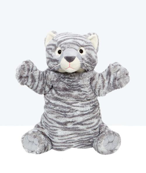 range pyjama peluche chat tigr chat gris etam. Black Bedroom Furniture Sets. Home Design Ideas