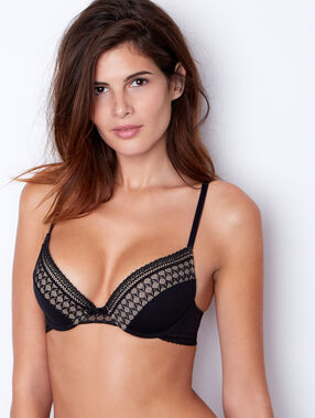 Magic up® bra black.