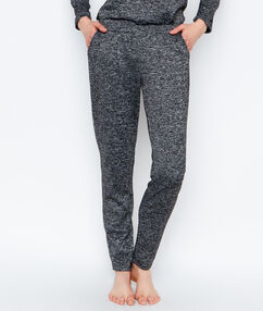 Spodnie anthracite.