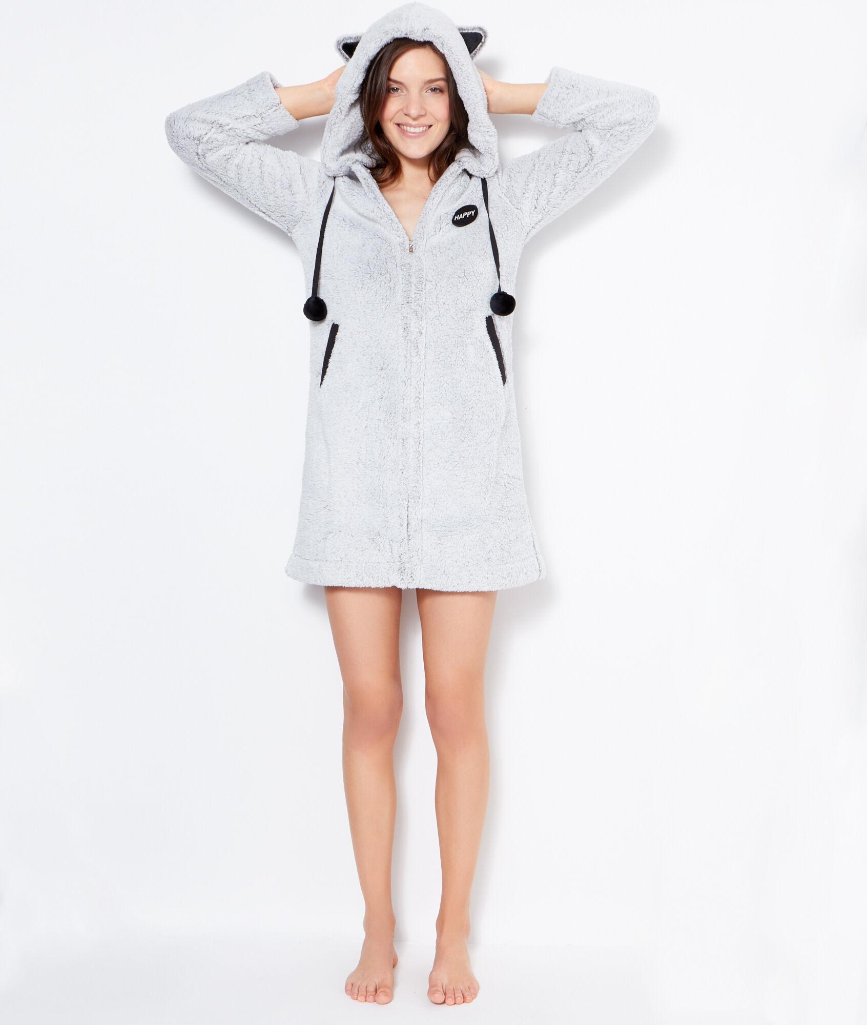 robe de chambre femme chez etam de chambre pour femme en polaire robe. Black Bedroom Furniture Sets. Home Design Ideas