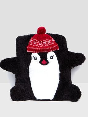 Plaid pingouin pilou noir.