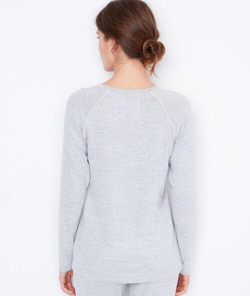 Pyjama top;${refinementColor}