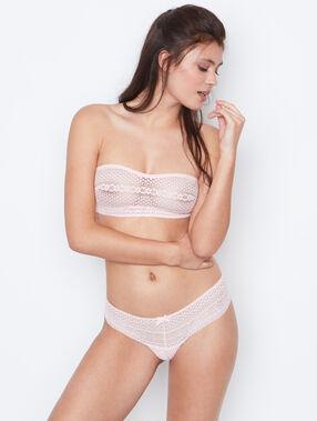 Bandeau bhs rosa.