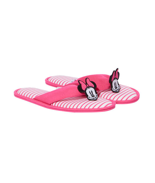 Tong chaussons minnie