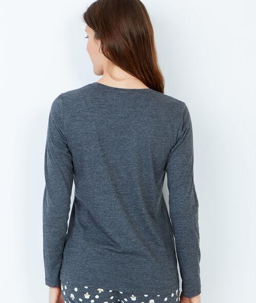 Pyjama sweatshirt;${refinementColor}