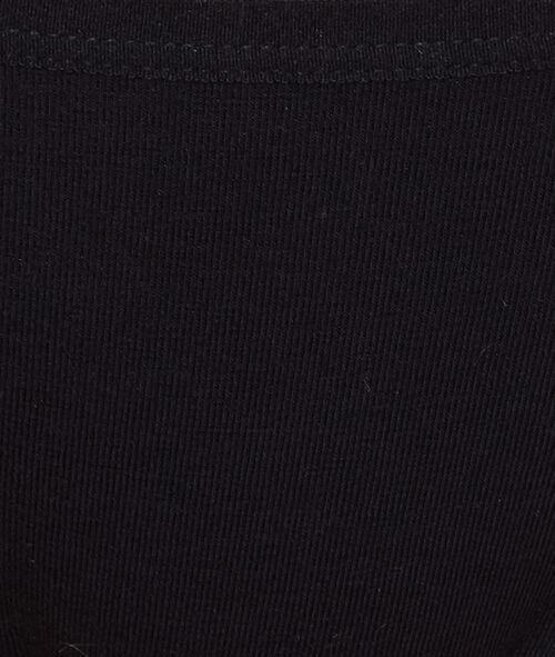 Culotte en coton;${refinementColor}