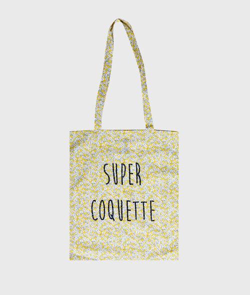 Printed Tote bag;${refinementColor}