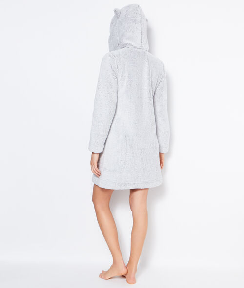 Fleece negligee;${refinementColor}