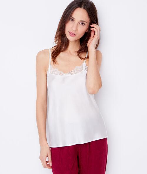 Pyjama tank top;${refinementColor}