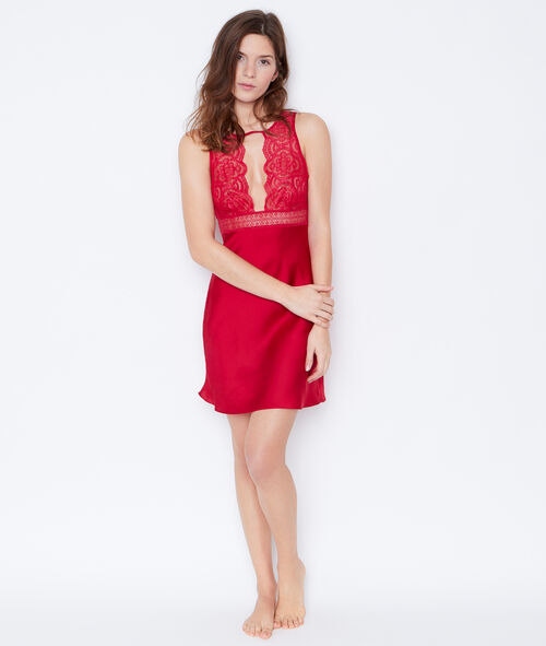 LACE NIGHTDRESS;${refinementColor}