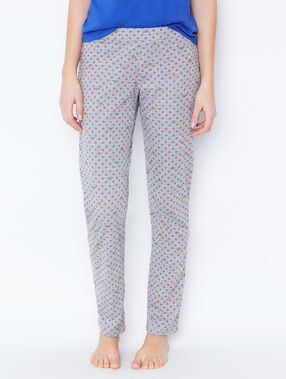 Wonder woman pyjama pants grey.