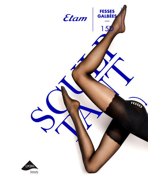 Collants sculptants fesses galbées;${refinementColor}