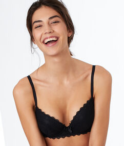 Soutien-gorge magic up® noir.