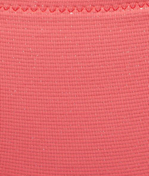 Culotte de bain en fibres métalisées