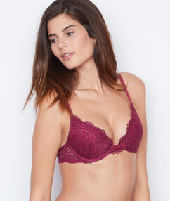 Magic up® bra purple.