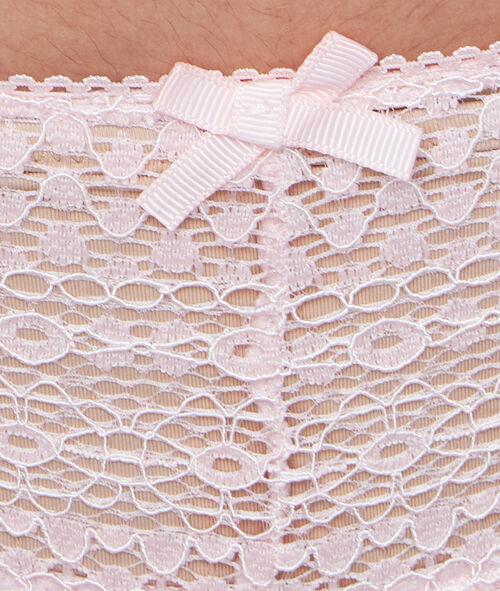 String dentelle