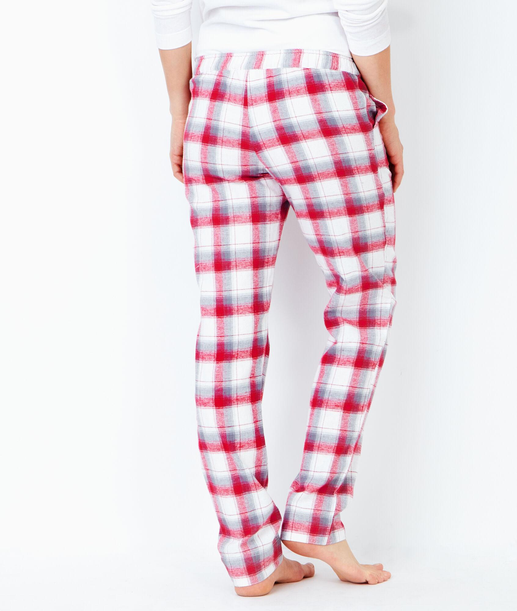 jimmy pyjama 3 pi ces chouette pantalon carreaux et veste toucher polaire etam. Black Bedroom Furniture Sets. Home Design Ideas