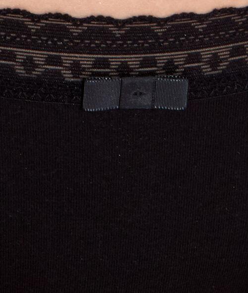 Cotton shorts;${refinementColor}