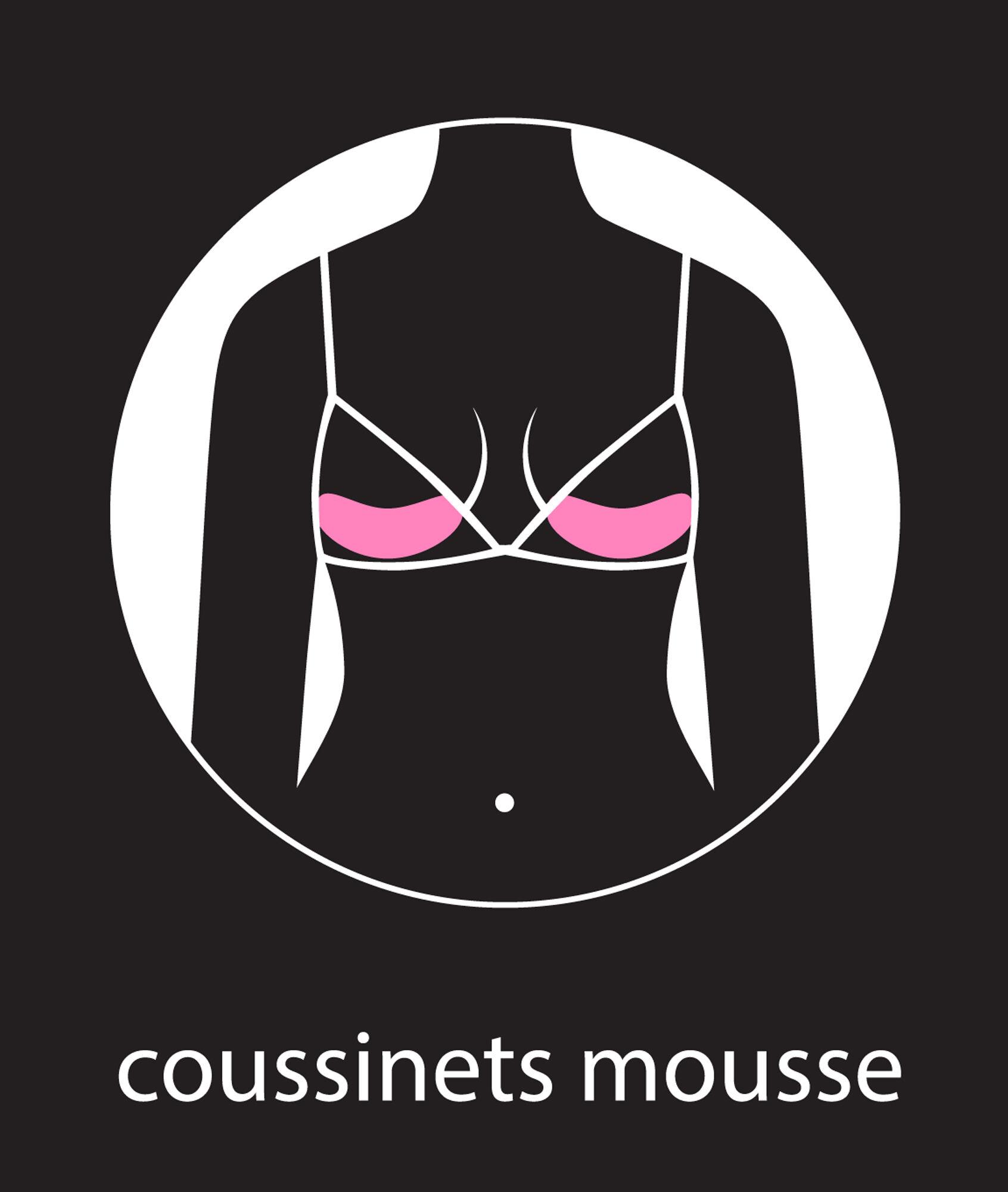 Coussinets mousse coussins en mousse m moire de forme etam - Mousse a memoire de forme ...