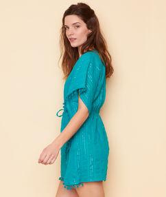 Dress green.