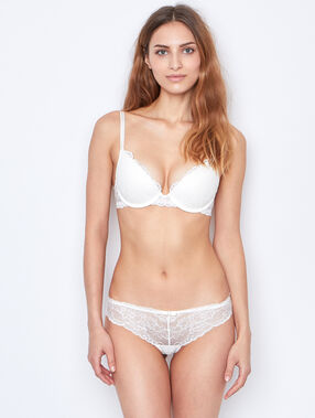 Lace hispter white.