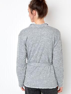 Negligee grey.