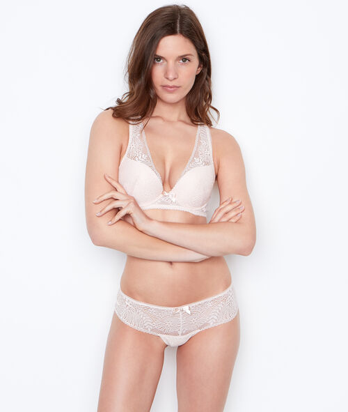 Soutien-gorge N°3 - Triangle Push Up, dos nageur