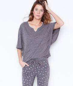Large top grey.