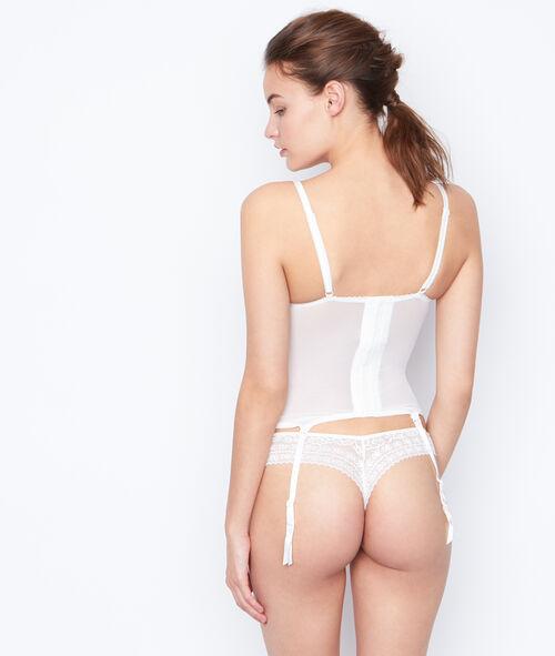Lace corset;${refinementColor}