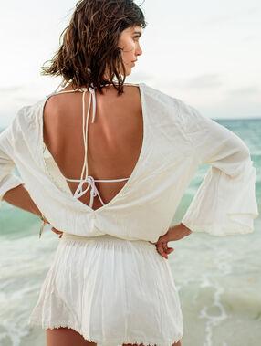 Dress white.