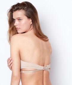 Tirantes espalda descubierta piel.