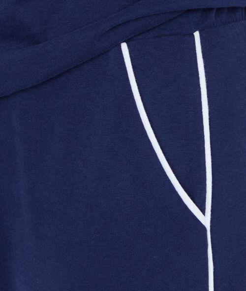 Spodnie w stylu jogging;${refinementColor}