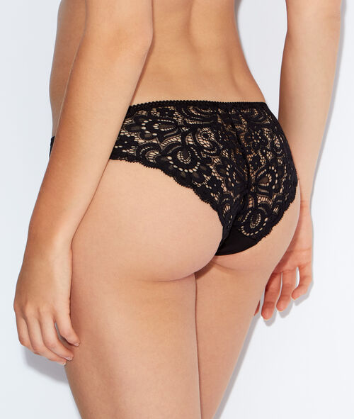 Lace knickers;${refinementColor}
