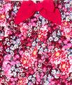 Pantalon imprimé fleurs