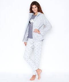 Pyjamas 3 teilig rosa.