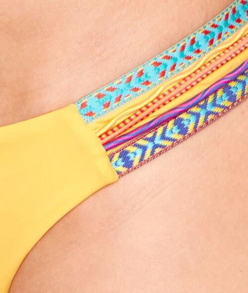 Culotte de bain bracelet aztèque;${refinementColor}